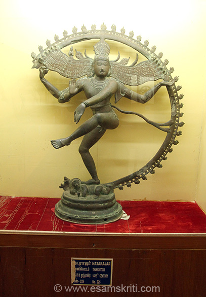 Nataraja from THANIKKOTTAM 14-15th century.