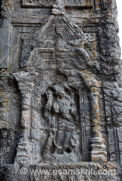 "Image of Lord Vishnu per this link ``Martand`` written by Dr R Kumaraswamy . <a href=""http://www.kamakoti.org/kamakoti/articles/Martand.html"" target=""_blank"">Click here</a>"