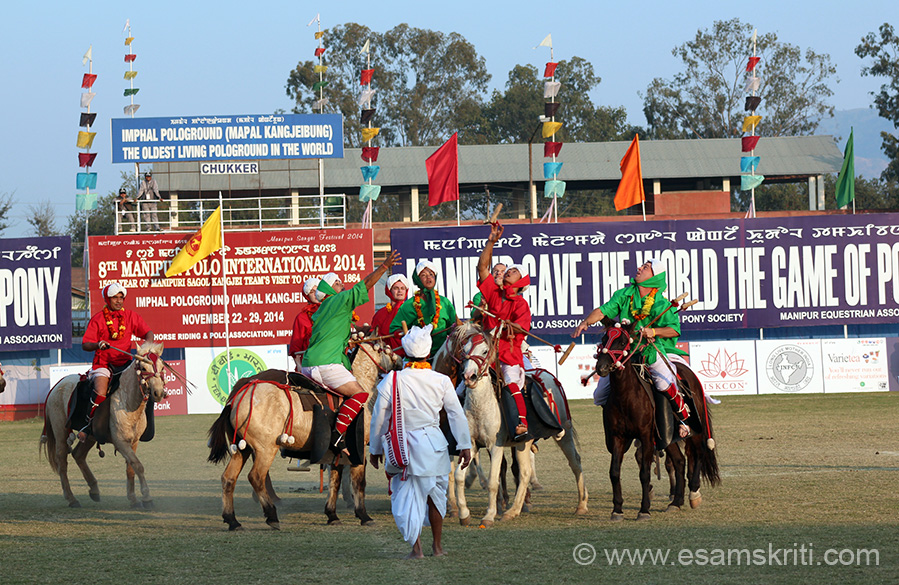 Indigneous Games of Manipur