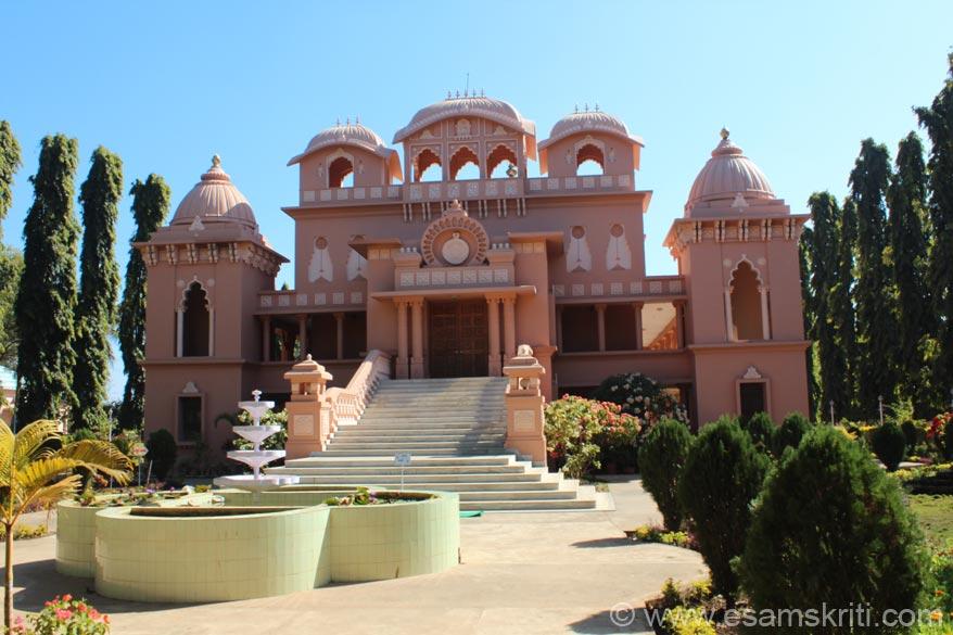 Ramakrishna Mission Ashrama Narainpur