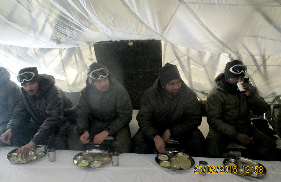 Siachen Base Camp