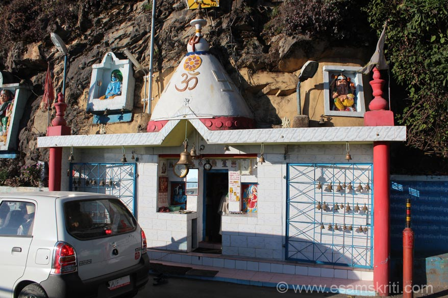 We left Pithoragarh at about 4pm to reach Dharchula at 8pm. It is a tough and long drive during which you move to a much higher level. It is the only drive we did at night during the 18 day