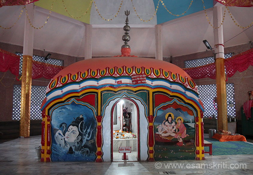 Budha Amarnath Temple