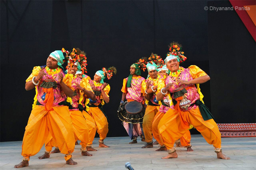 Folk Dance Orissa