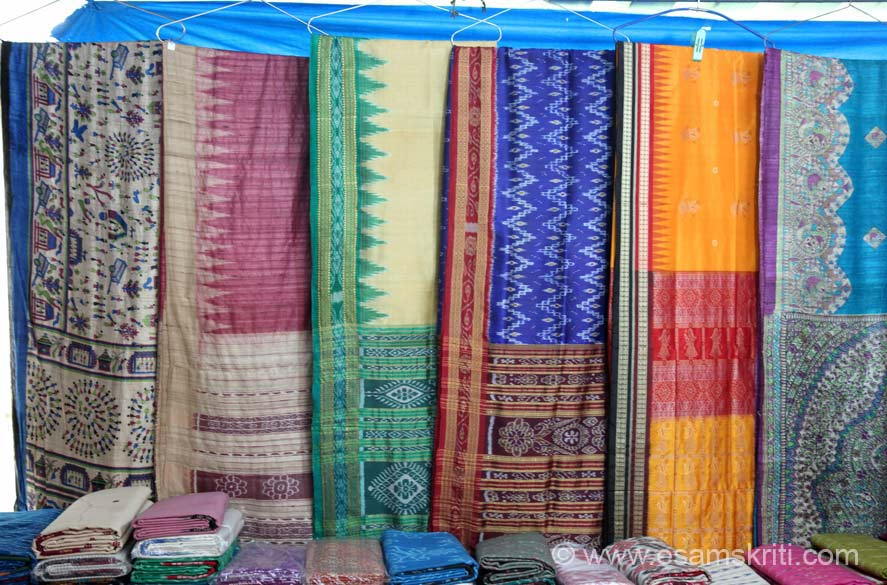 "IKKAT Saris from Orissa. Contact Subhalaxmi Handloom, Ramakant 91 9692737050, Umakant 8895177436, email  <a href=""mailto:subhalaxmihandlooms@gmail.com"">subhalaxmihandlooms@gmail.com</a>. National Award Winner from Cuttack who make all types of Sambalpur & Katki saris, dupatta, stoles, bed cover etc."