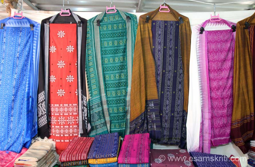 "IKKAT salwar kameez from Orissa. To more pictures of Handicrafts of Orissa  <a href=""http://www.esamskriti.com/photo-detail/Handicrafts-Orissa.aspx"" target=""_blank"">Click here</a>"