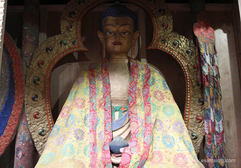Buddha Shakya Muni.