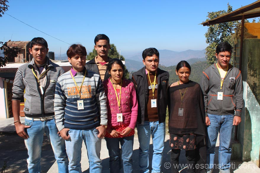 U see BPO employees. I spoke to some of them and was impressed. In today``s connected and TV world everyone is a lot more smarter and aware than those from metros might