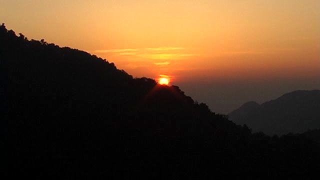Arunachal Pradesh, land of the rising sun.