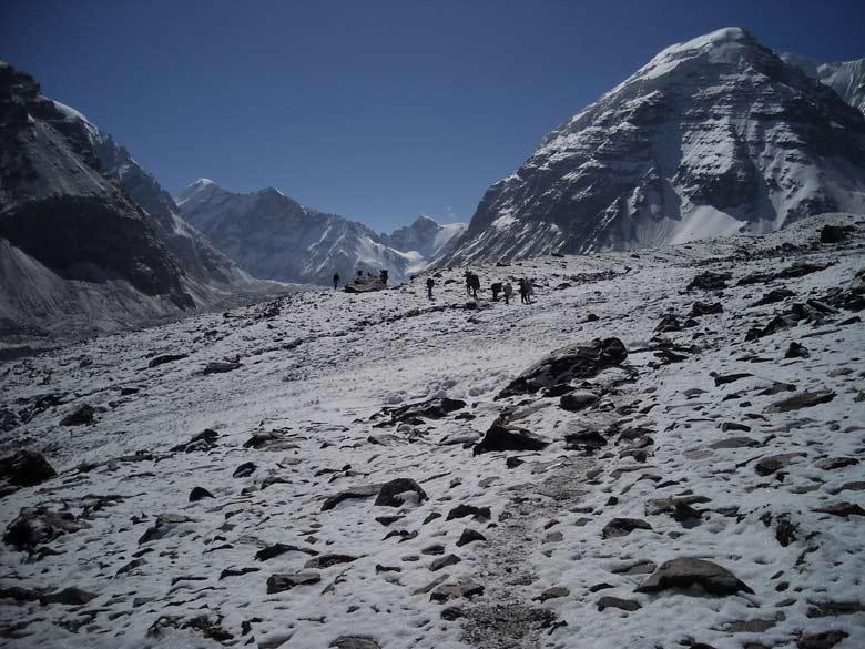 Onward to Kalindikhal Pass
