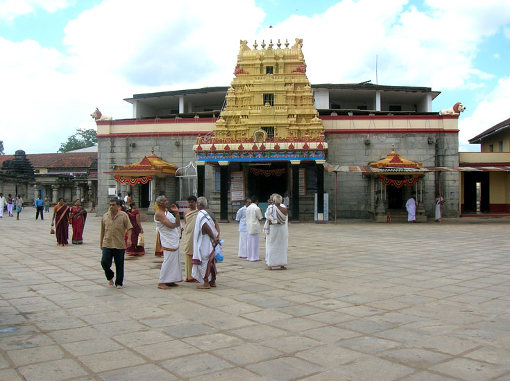 Sharda Peeth at Sringeri