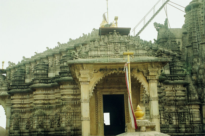 Adhintahji`s Temple View.