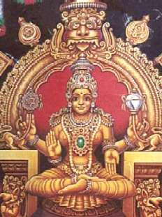 Mookambika Temple Kollur