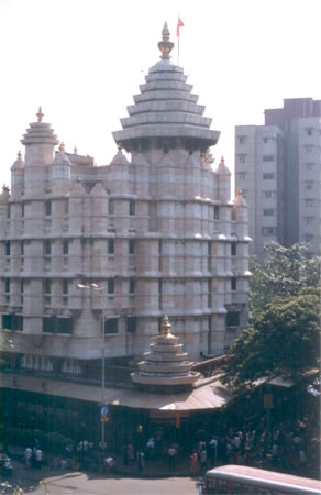 Mumbai s most well known mandir Siddhivinayak Temple, Prabhadevi is dedicated to Lord Ganesh.