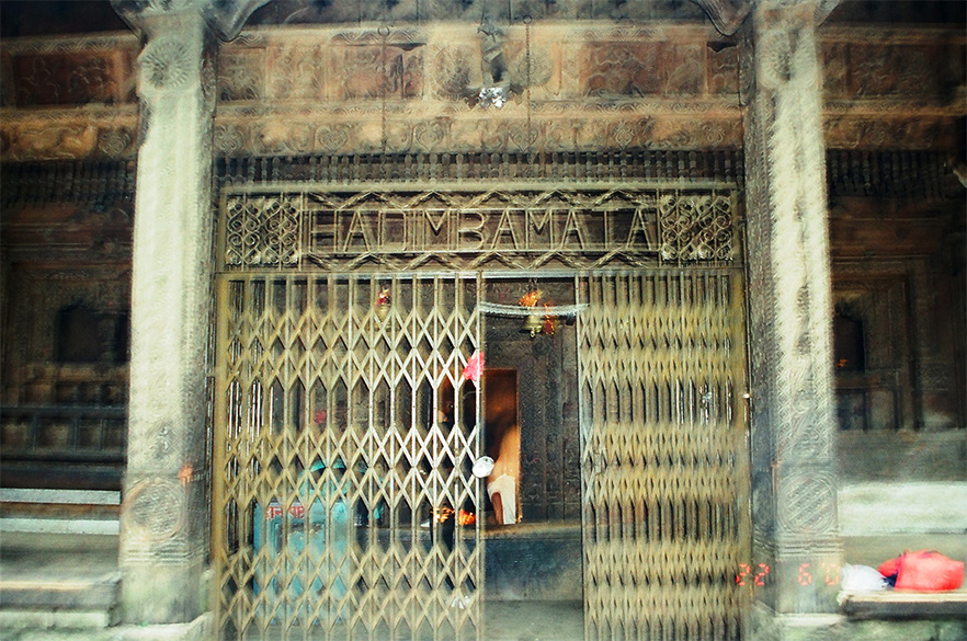 Hadimba Mata temple in Manali – wife of Bhima.