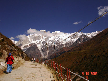 Trek to Kedarnath