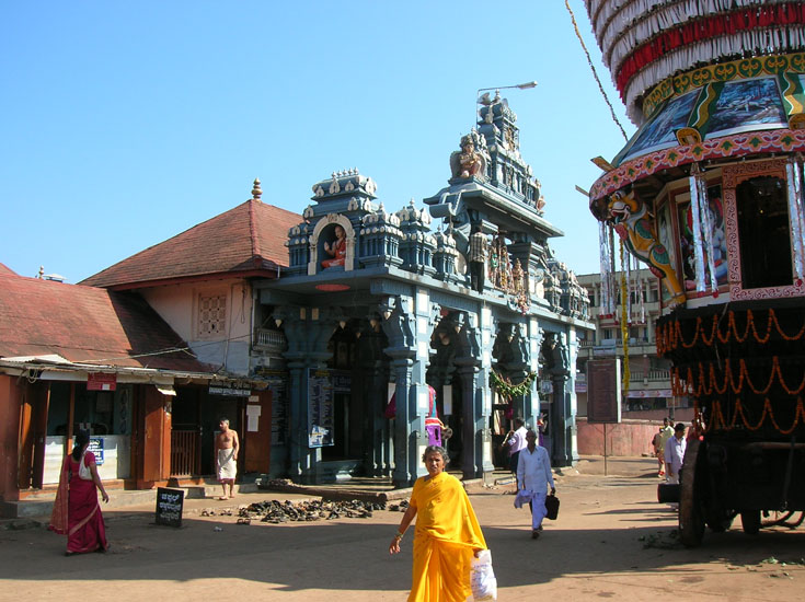 Udipi temple