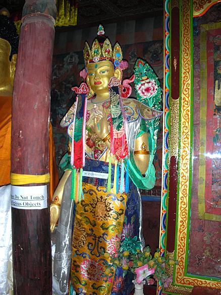 Vajradhara Buddha or Atisha