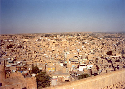 An Overview of the Yellow City - Jaisalmer the city of the golden fort is a fantasy in yellow sandstone in the heart of the Thar Desert. It was founded by Rana Jaiswal, a Bhati Rajput King in 1156