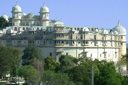 Exterior Shiv Niwas Palace