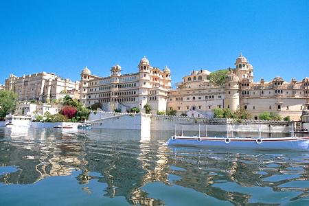 Fateh Prakash & Shiv Niwas Palace