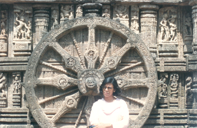 Wheel of the Chariot.