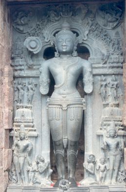 Surya Devata (Sun God). Esamskriti is inspired by Surya Devata.