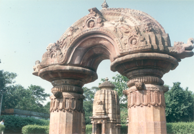The ancient capital of the Kalinga empire and now the capital of Orissa, Bhuvanesvara modern day Bhubaneshwar s history goes back over 2,000 years. `Bhubaneshwar` means the `the abode of God` or` master of the universe`. The sculptural decoration of the M