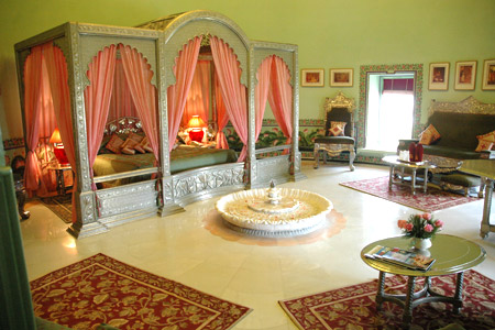 Imperial Suite, Shiv Niwas Palace