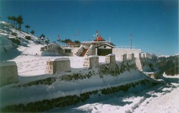 Jaswantgad Monument