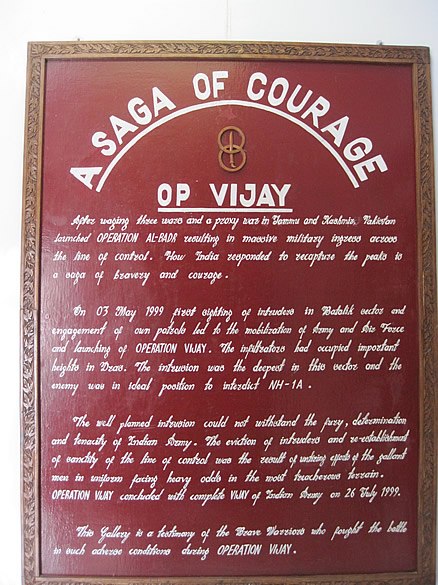 A saga of courage