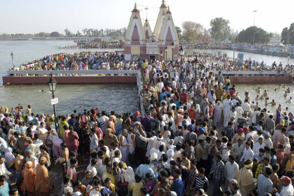 Brahma Sarovar. Since times immemorial, Kurukshetra has been the venue of the great purification ceremonies for moksha (salvation) for pilgrims from the four corners of the country