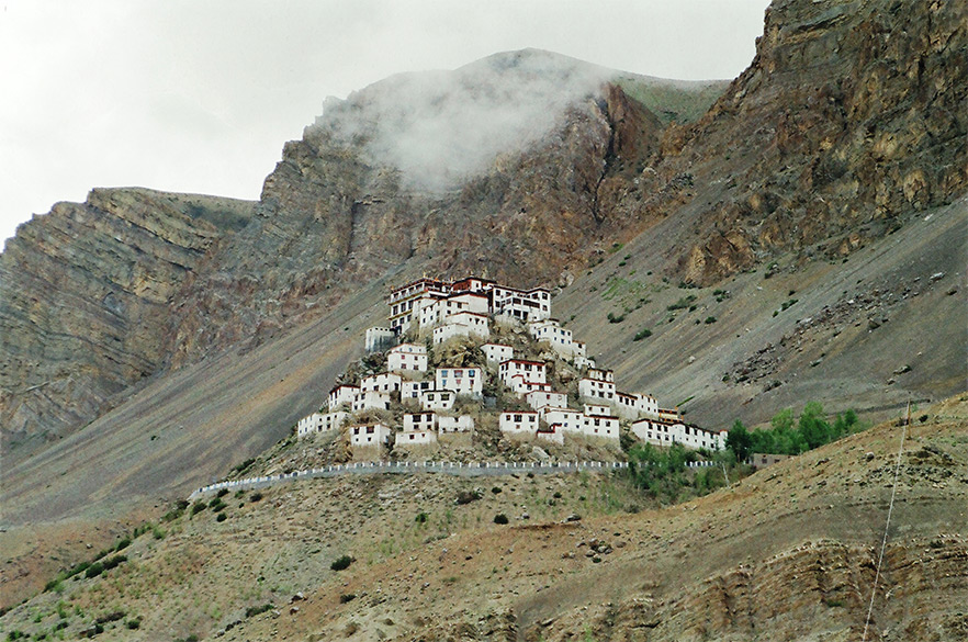 Ki Monastery, built before the 15th century, is the repository of rare thangka paintings and several ancient musical instruments. Its library holds the manuscripts of the sacred Tangyur texts.