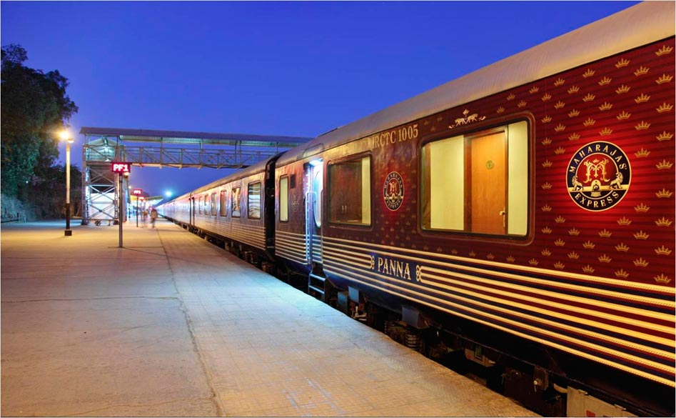 Maharajas`` Express: An Experience Unsurpassed.