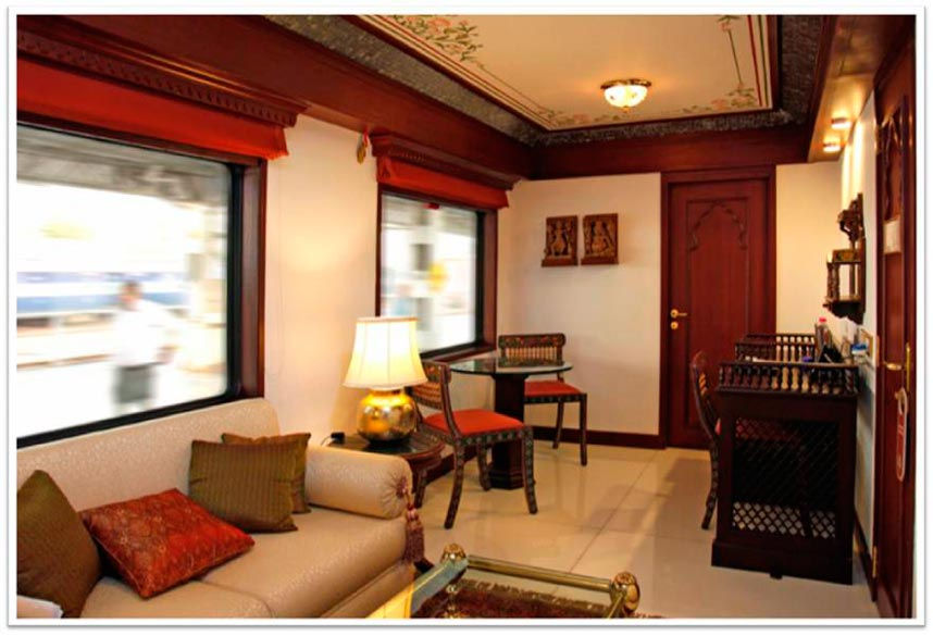 Presidential Suite - Maharajas`` Express.