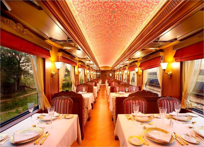 Rang Mahal Restaurant -Maharajas`` Express.
