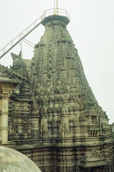 Adhinath`ji Temple view.