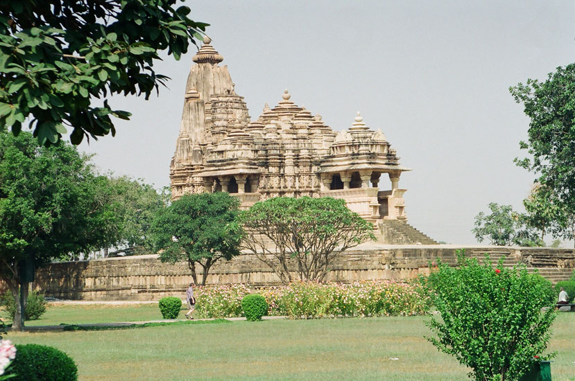 Chitragupta Temple. Made early 11th century.