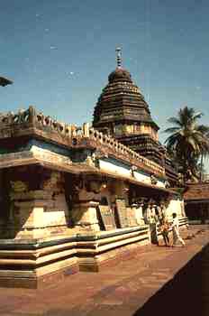 Mahableshwar Temple Gokarna 11th century AD