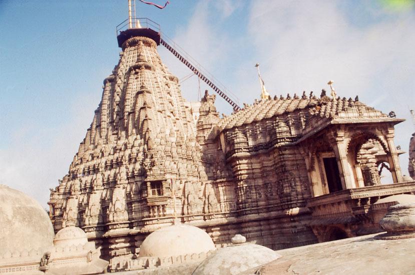 Adhinath`ji Temple view