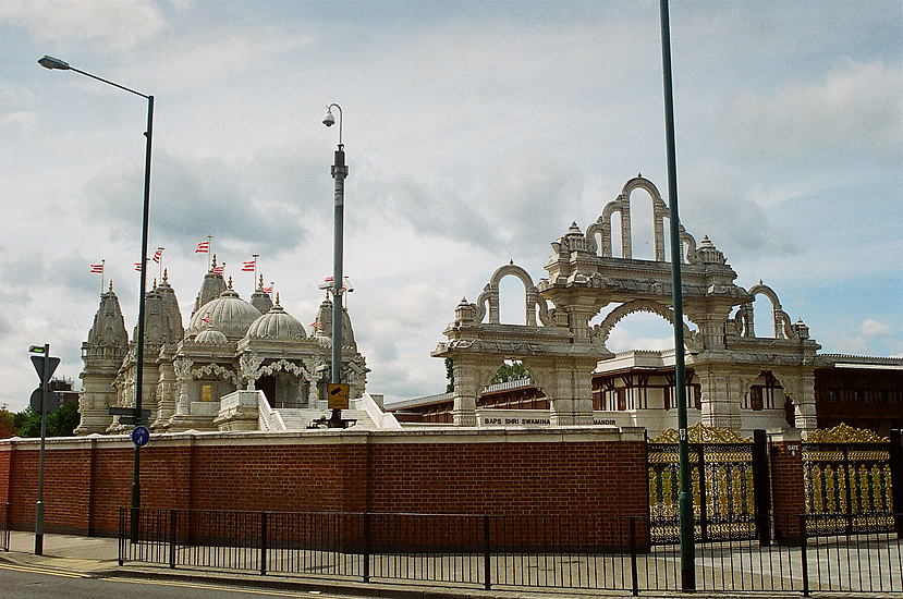 Swami Narayan Temple London