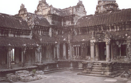 Third Level, Angkor Wat