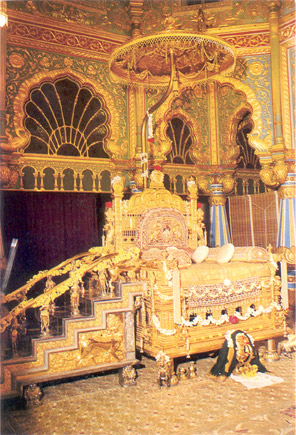 Golden Throne.