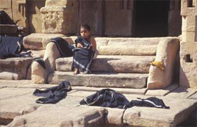Aihole - Ayappa Boy