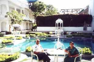 The Lake Palace Hotel - Udaipur