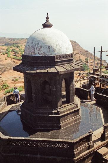 Shivaji s Samadhi.